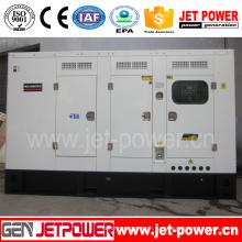 450 ква дизельный генератор genset двигателя Doosan на звук доказательство