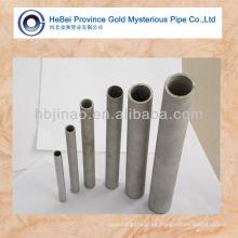 Tubo de acero sin costura / tubería de tubería de recubrimiento / línea
