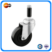 100mm Industrial Black Gummi Caster Wheel
