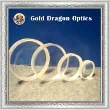 AR coating Fused Silica Meniscus Lenses