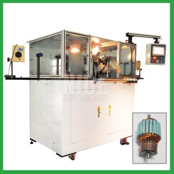 Motor automatic armature rotor coil winding mechanical