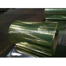 Bobina de alumínio para tubo de água