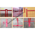 Hot Sale Powder Coated Temporary Fence for Canada Market