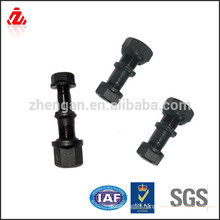 Mass production of high-strength tractor wheel bolt
