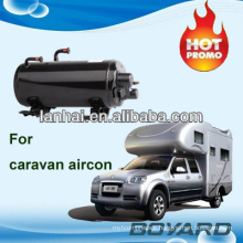 mini motorhome truck campers Utility RV roof mounted air conditioner compressor