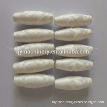 Polyester Cocoon Bobbins Thread For Quilting Machine, Bobbin Thread For Schiffli