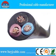 Rvv Kabel PVC Mantel Pure Kupfer Leiter