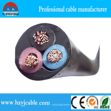 Rvv Cable PVC Coquilla Pure Copper Conductor