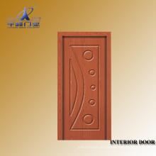 Деревянные двери из ПВХ