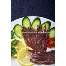 Filete de anchoa salado