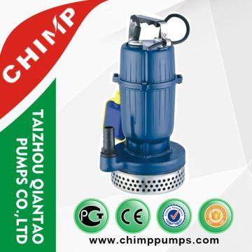 Qdx Bomba de agua sumergible para suministro de agua de riego