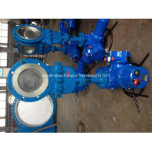 MSS Knife Gate Valve