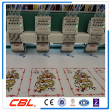 CBL de alta velocidad 12 cabezas de 9 agujas plana máquina de bordar