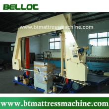 Matratze Schaum horizontale Schneidemaschine