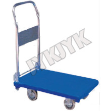 ABS Trolley with Flate Plate