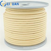 High tenacity kevlar rope