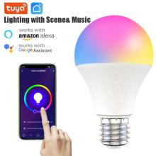 Tuya Smart Light Lamp Wifi Bulb