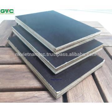 12mm Negro Contrachapado / Panel de encofrado