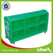 Prateleira de plástico novo design para crianças LE.SK.002
