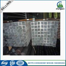 Hot dipped Galvanized square steel tube natural gas steel tube