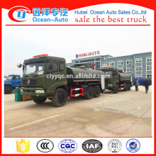 China Manufacturer 9000 Liters 6x6 Fire Truck