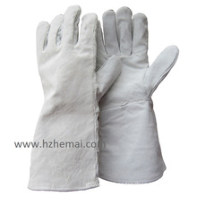 Split Leather Safety Welding Gloves Work Glove China