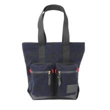 Weekbander vintage TOURBON Unisex Melton Tweed Tote Bag