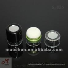 SF033 Contenants de poudre en poudre libre