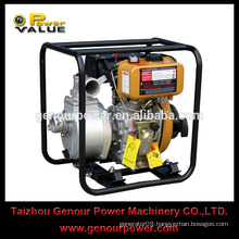 10 hp water pump diesel engine Big Displace Agricultural Irrigation 4inch Diesel Water Pump