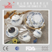 Chinese Japanese traditional coffee cup and saucer tea set made in china