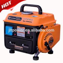 Generador portátil de gasolina de 650 W