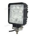 10-80V 4inch 24W 8X3w luz de trabalho LED para Folklift