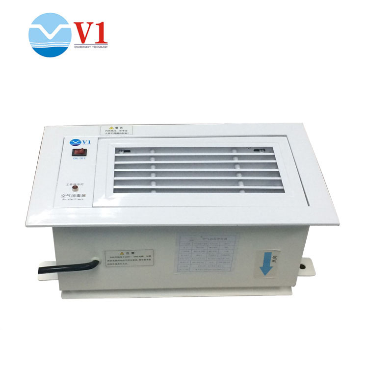 Air Purification for Central Air Condition System