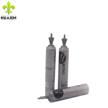 7ml soft tube custom tube grey pe sample tube with swich-head for hotel