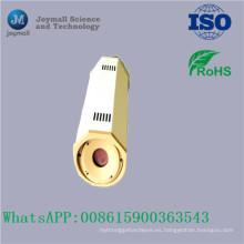 CCTV cámara de aleación de aluminio de fundición en polvo de recubrimiento de la parte