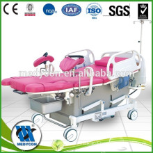 Electrical gynecological table operating table