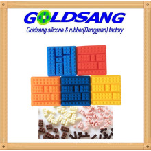 Hot Selling Unique -Shape Silicone Ice Cube Tray