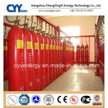 Cylindre de lutte contre l'incendie sans soudure 50L