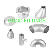 Трубные фитинги Asme B16.9 Нержавеющая сталь