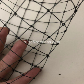 HDPE Black Bird Net для фруктовых деревьев / культур