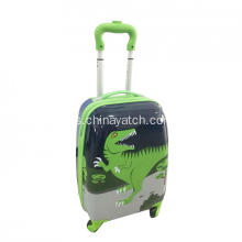 Carry-on PC kid luggage with cartoon printing