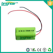 Pcb welder aa rechargeable 4.8volt nimh batterie pack