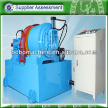 Metal pipe embossing machine