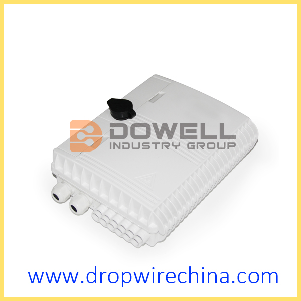 12 Cores FTTH Wall Distribution Box