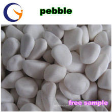 white pebble stone/pebble stone for water treatmeat/Pebble Stone
