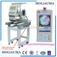 Sinle head embroidery machinery computerized embroidery machine prices sewing machines
