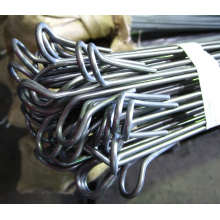 Factory Price galvanized quick link cotton baling wire double loop wire ties