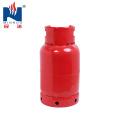 Cilindro do LPG do tanque de armazenamento do gás de 12kg 12.5kg 15kg