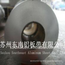 Bobina de tira de aluminio 6063