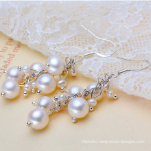 Fashion Real Freshwater Pearl Earrings